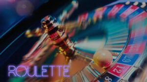Play against real dealers in live casino roulette