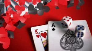 Play against real dealers in the live casino