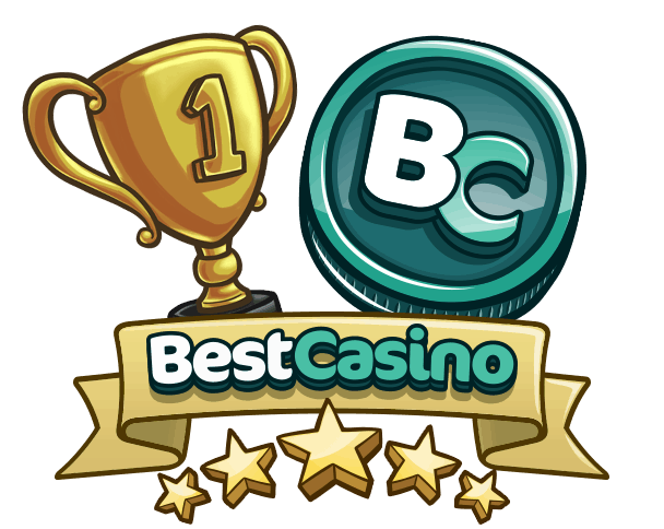 bestcasino round logo