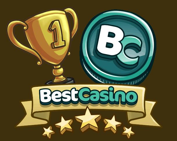 bestcasino round logo