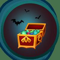 mFortune prize draw Halloween