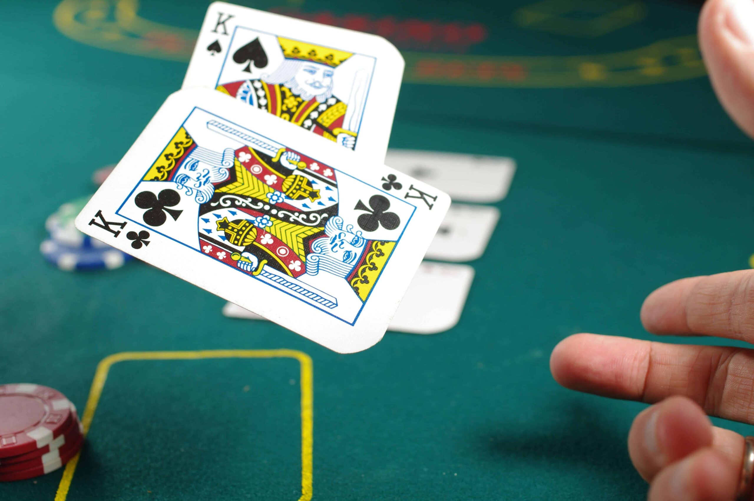 Live kazino industrija
