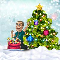 BestCasino familjen önskar er en God Jul!