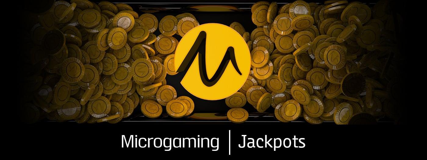 Utforska Microgamings heta jackpotspel