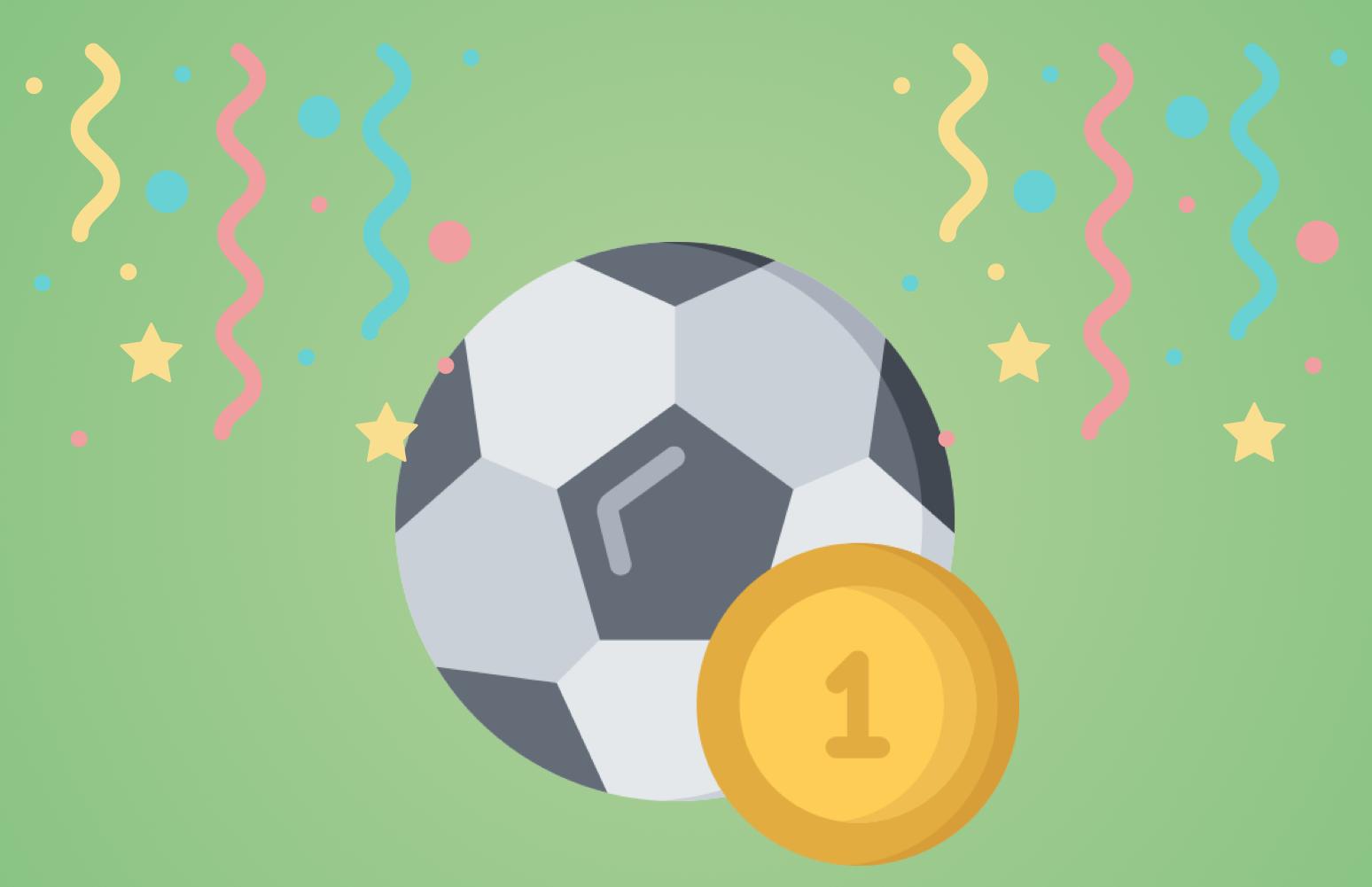 Topp 5: slots inför fotbolls-EM 2021